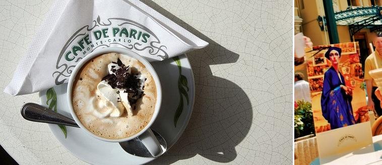 Spumarche - dolce - vita - cafe de paris - menu - ©Monte-Carlo SBM -