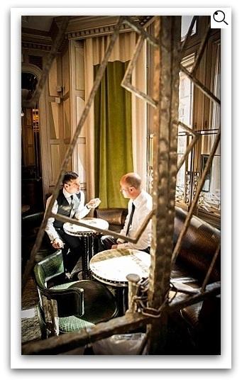Spumarche - Mixologia - Hotel Connaught - Lounge Bar - Agostino Perrone - Colin Field