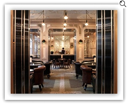 Spumarche - Mixologia - Lounge Bar - Connaught Hotel - London - Placere Place