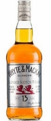 Spumarche - Mixologia -  Whyte and Mackay 13 Scotch Whisky Glasgow 1844 -