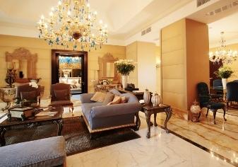 Presidential Suite - Budapest - Boscolo Hotels  - Spumarche.com