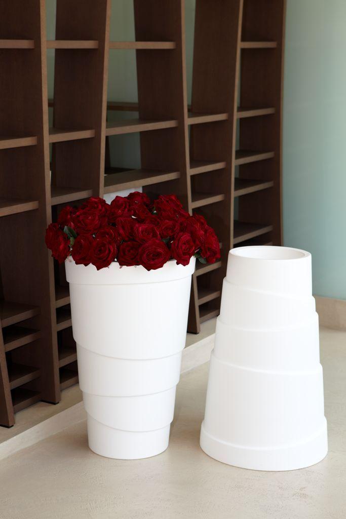 Vasi luminosi complementi d 39 arredo per il giardino for Vasi complementi d arredo