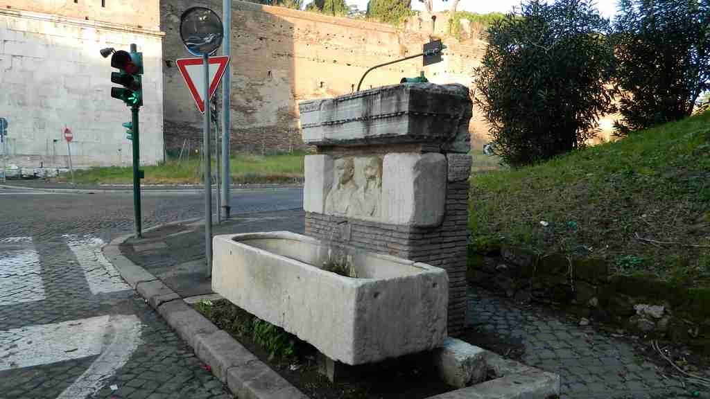 Mura latine - Zara home porta di roma ...