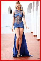 Valentina Giacchi,Xeny,abiti,trucco