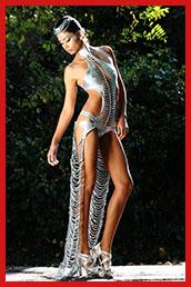 body argento