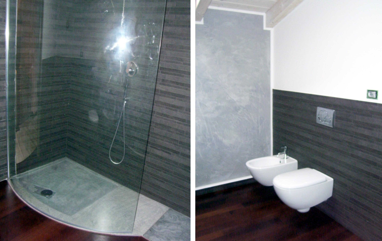 Idee bagno mosaico : Ricci Daniele Architetto