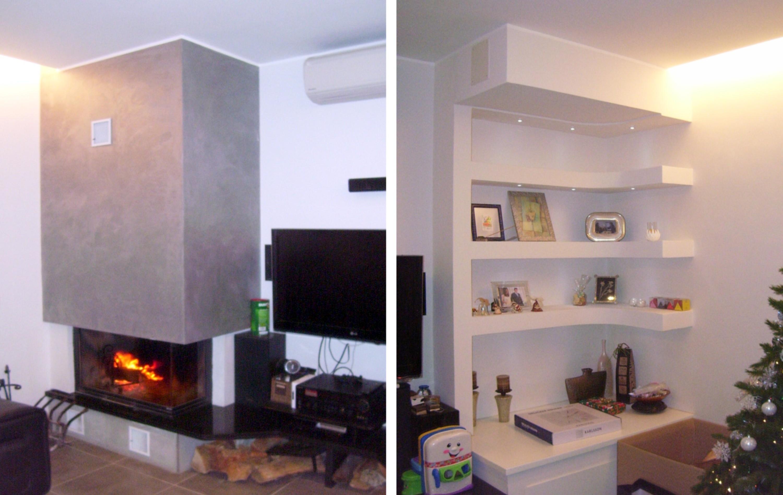 Mensole Per Soggiorno ~ Idee per il design della casa