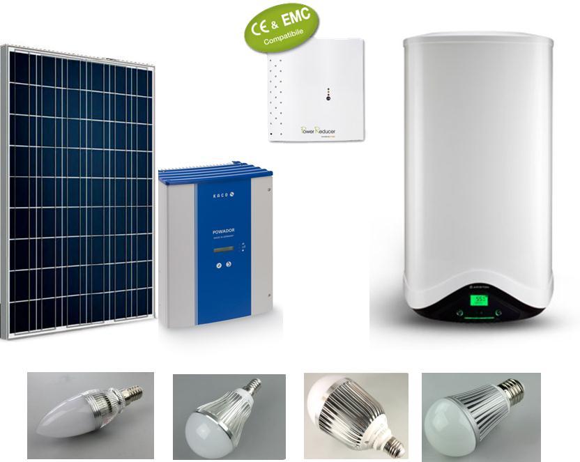 Fotovoltaico famiglia