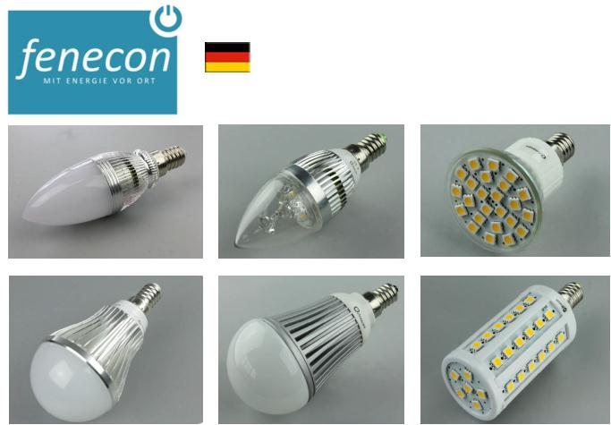 LED BULBO (E14)