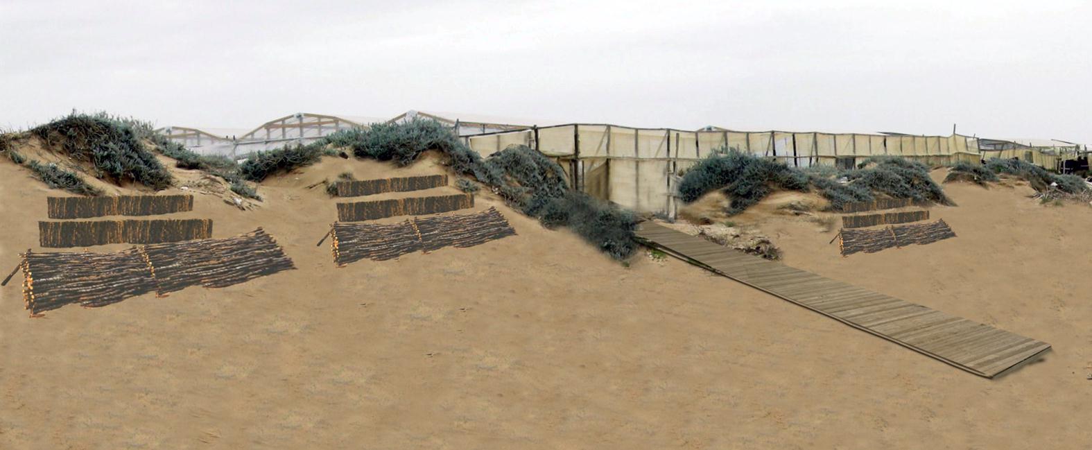 Ripristino dune