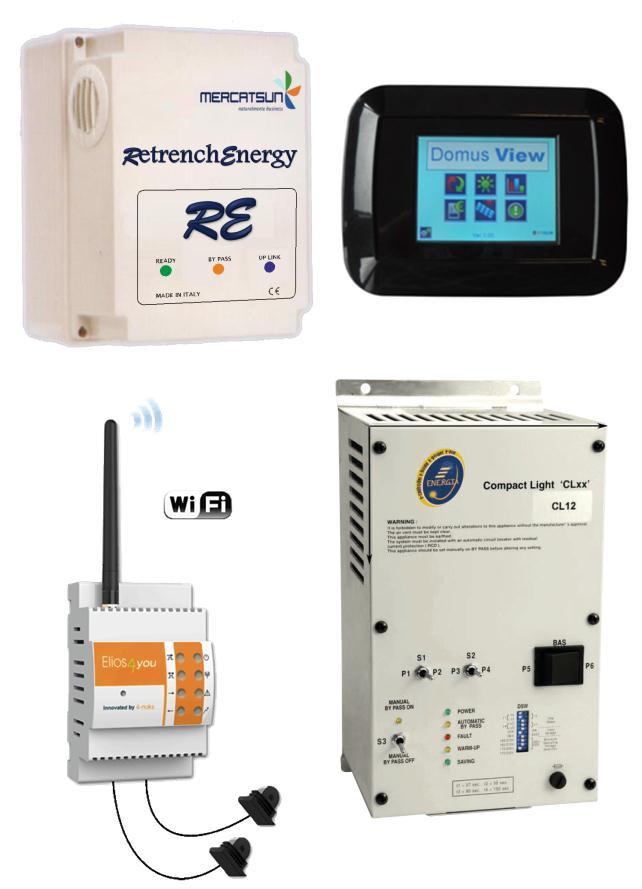 Dispositivi per il risparmio energetico
