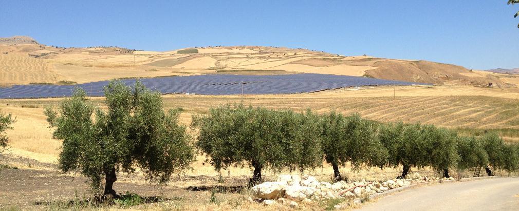 V.I.A. Impianto Fotovoltaico 5 MW