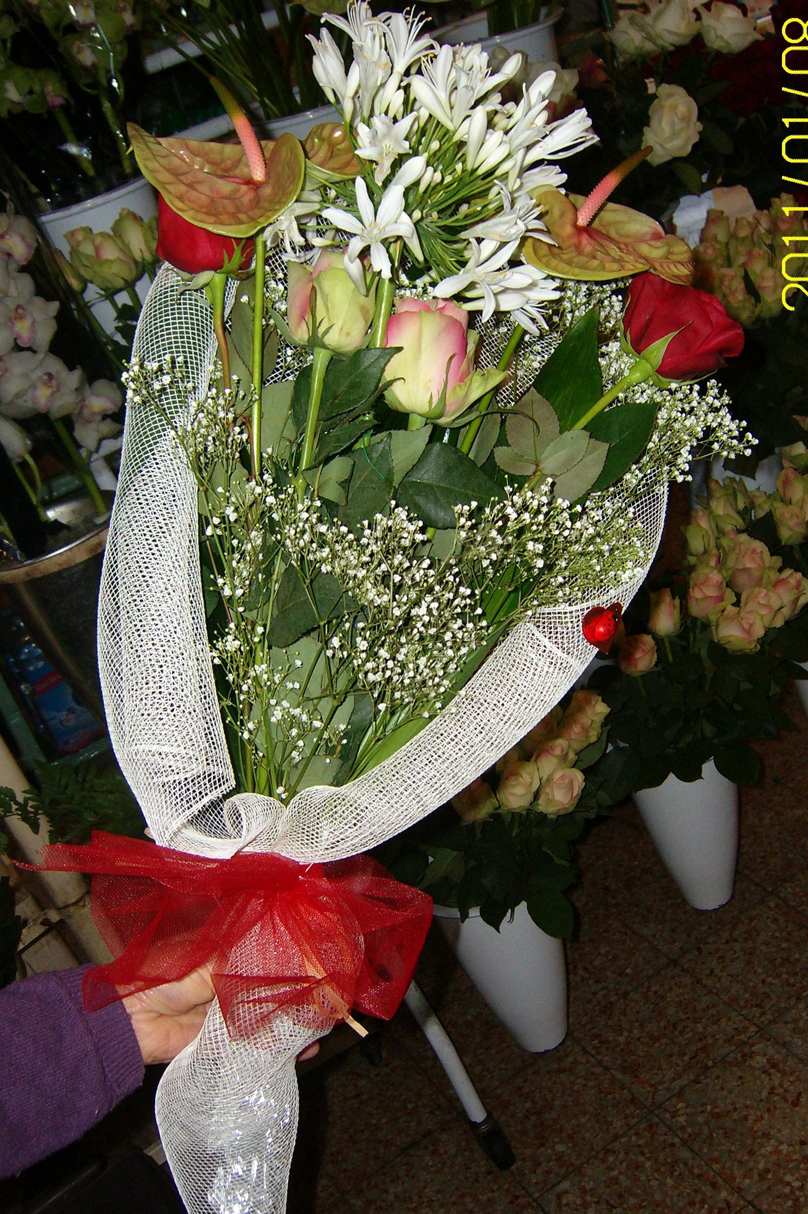 abbastanza Fasci di fiori misti NW22