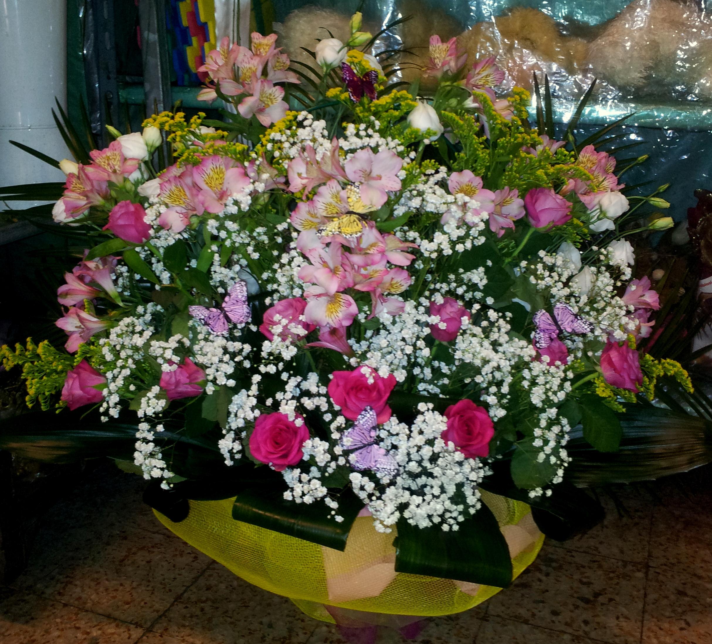 composizioni di fiori particolari