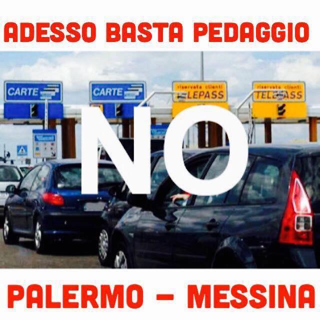 Sondaggio A20 Autostrada Messina - Palermo