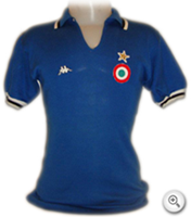 Maglia Trasferta Juventus 1979/80