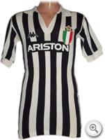 Maglia Juventus 1981/82