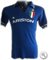 Maglia Juventus Trasferta 1981/82