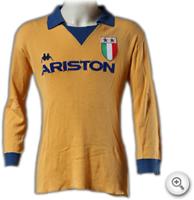 Maglia Juventus Trasferta 1984/85