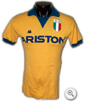 Maglia Juventus Trasferta 1986/87