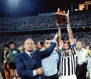 Premiazione Mundialito 1983