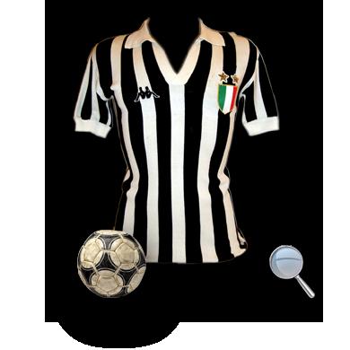 Maglia Juventus Coppa dei Campioni 1982/83