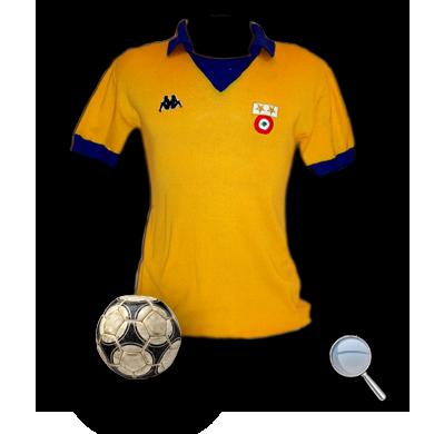 Maglia Juventus Coppa delle Coppe 1983/84