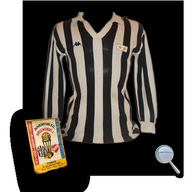 Maglia Juventus Coppa Intercontinentale 1985