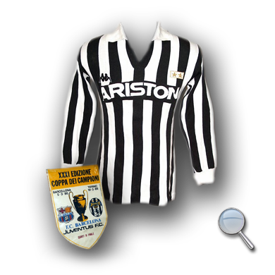 Maglia Juventus Coppa dei Campioni 1985/86