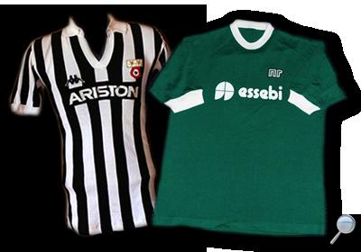 Maglie Juventus Avellino 83/84