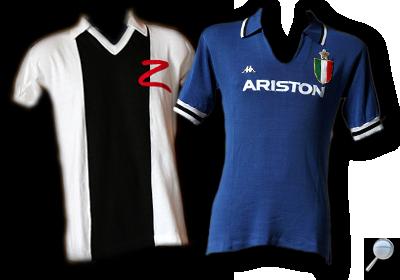 Maglia Juventus 1981/82 vs Udinese