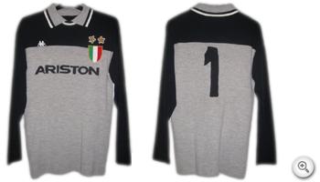 La maglia di Dino Zoff 1982/83
