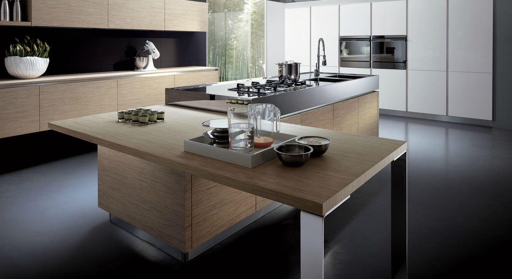Centro cucine moderne arrex miton cucine moderne stosa for Domo arredamenti