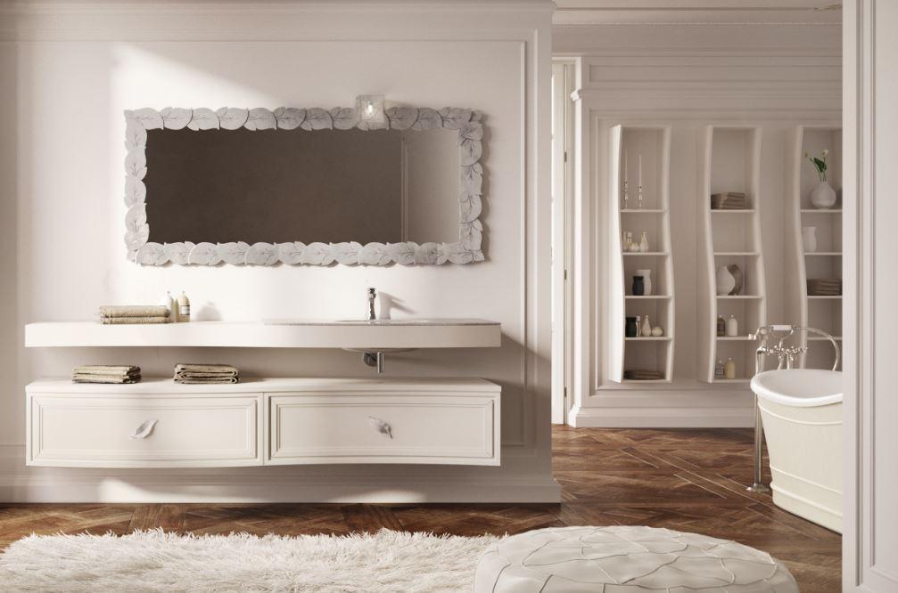 Bagno e sala da bagno tetesi arredamenti - Mobili bagno contemporanei ...