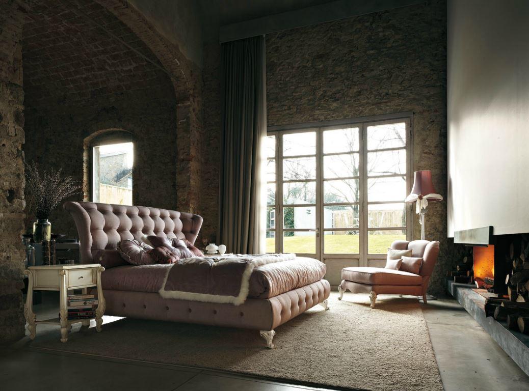 Camera da letto classica su misura tetesi arredamenti for Arredamenti san michele