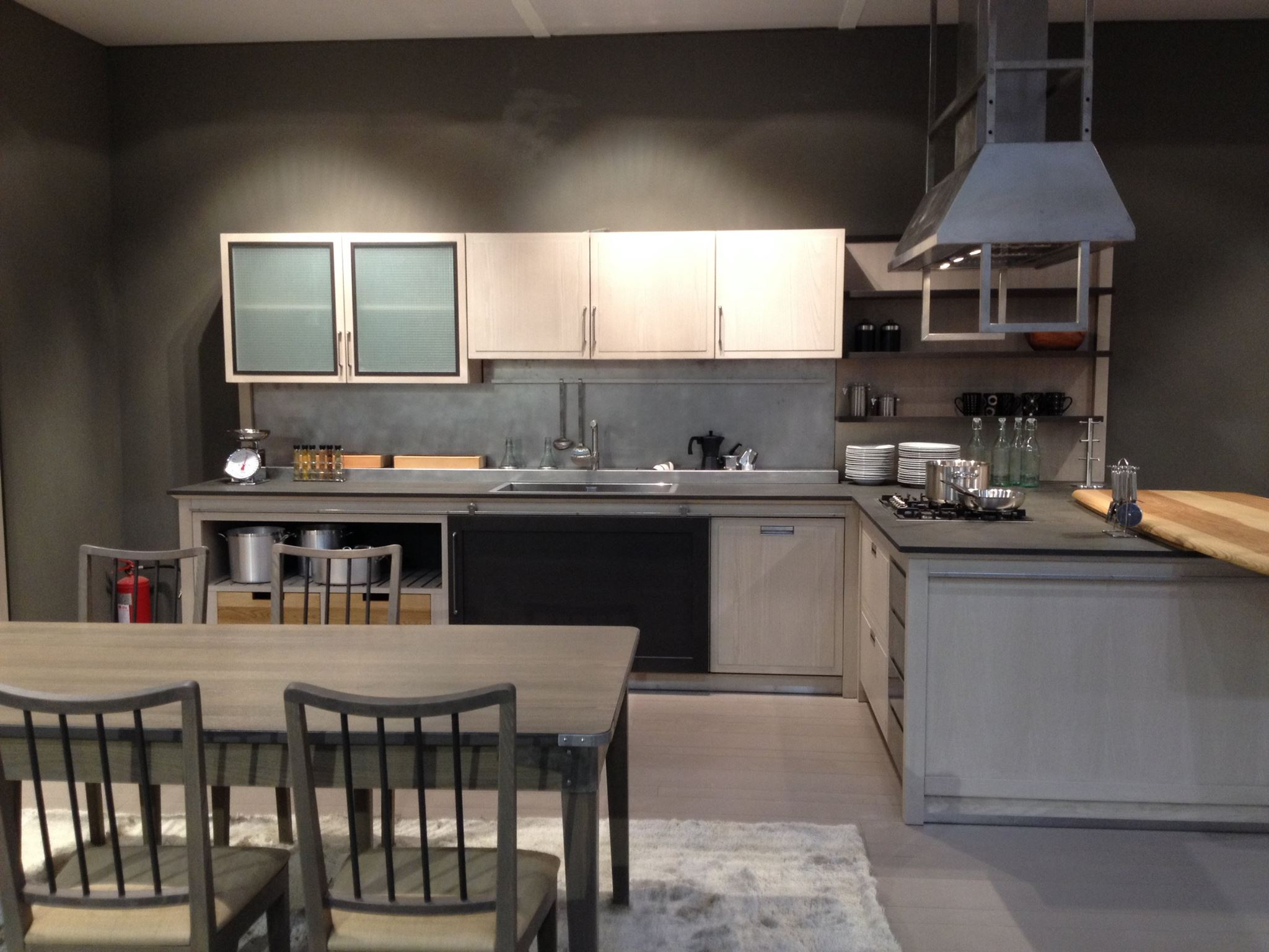 Cucine Industrial Chic L\'Ottocento | Tetesi Arredamenti