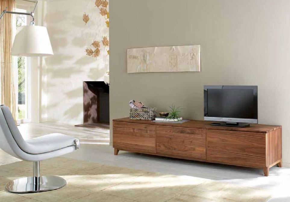 Zona Giorno in Stile Moderno,Living, Pareti attrezzate ...