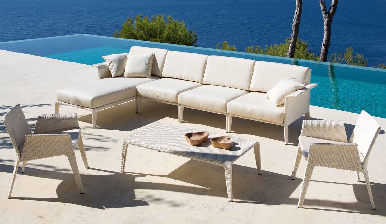 Centro arredo giardino mobili da giardino esclusivi for Ballard progetta mobili da giardino