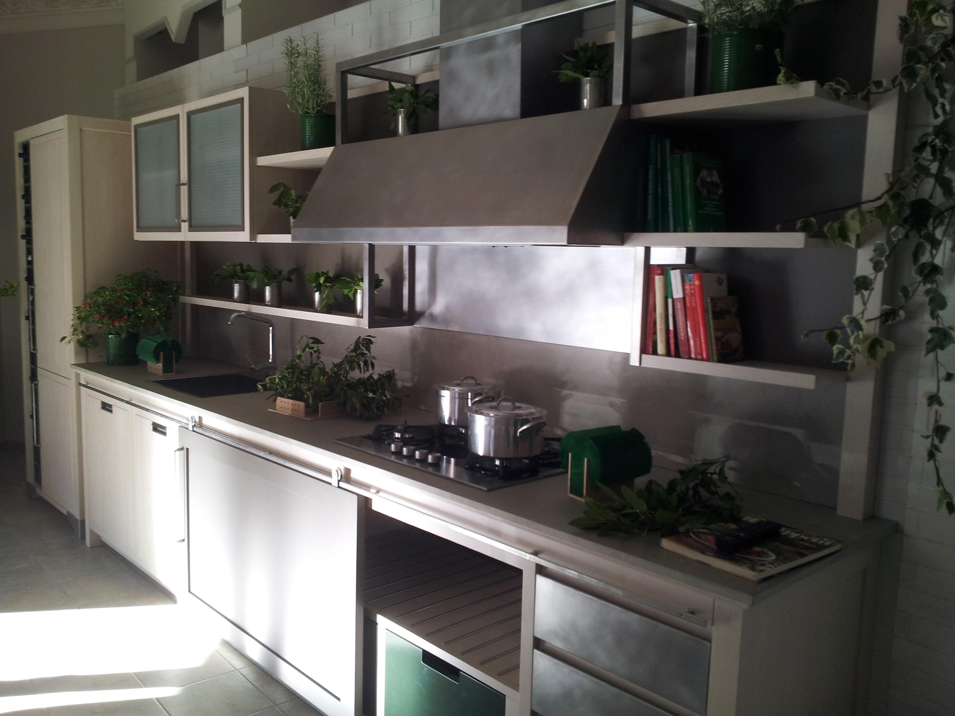 Centro Cucine Moderne ARREX Miton Cucine Moderne Stosa Cucine  #5C4E48 3264 2448 Cucine Stile Industrial Chic