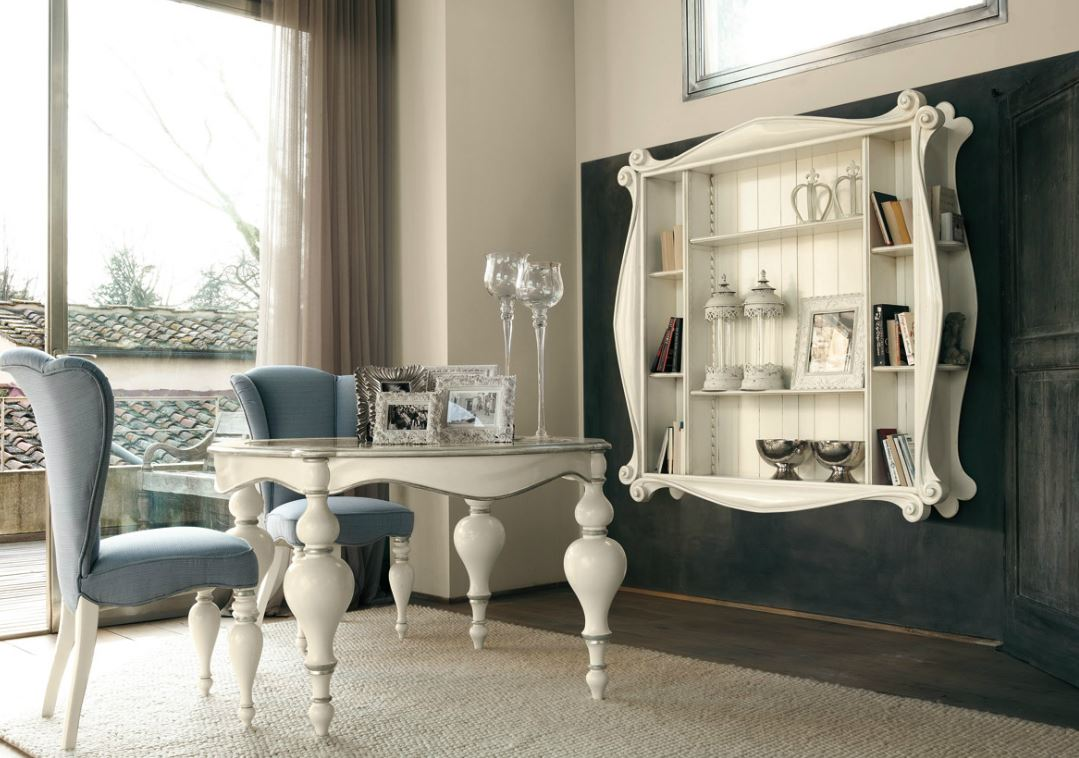 Classico for Shabby chic moderno
