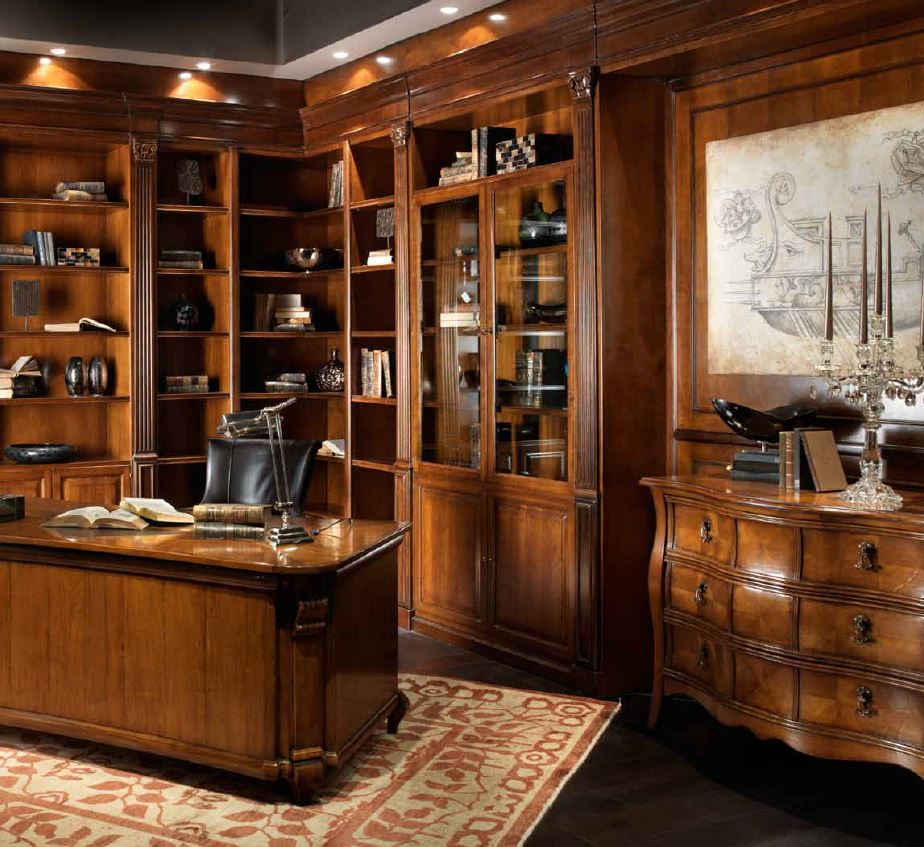 Arredamento studio classico ra98 regardsdefemmes for Arredamento casa classico