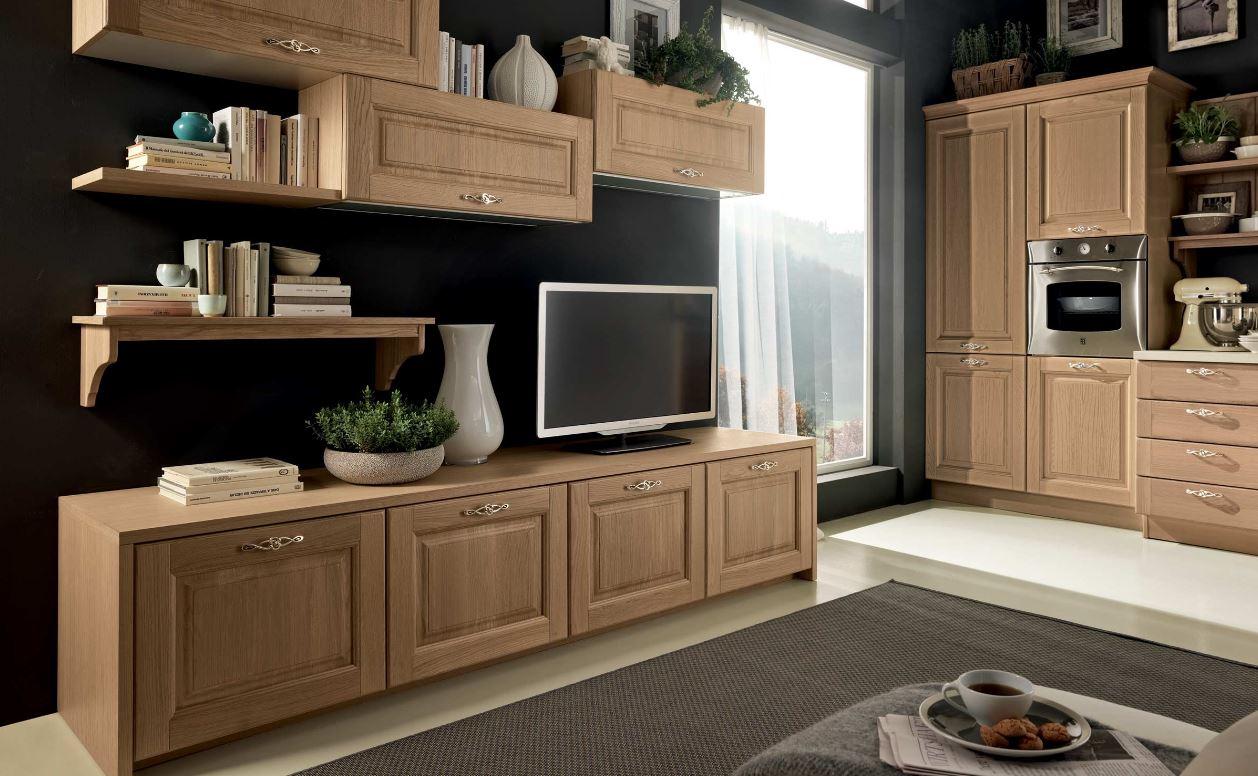 Beautiful parete attrezzata per cucina ideas ridgewayng - Parete attrezzata per cucina ...