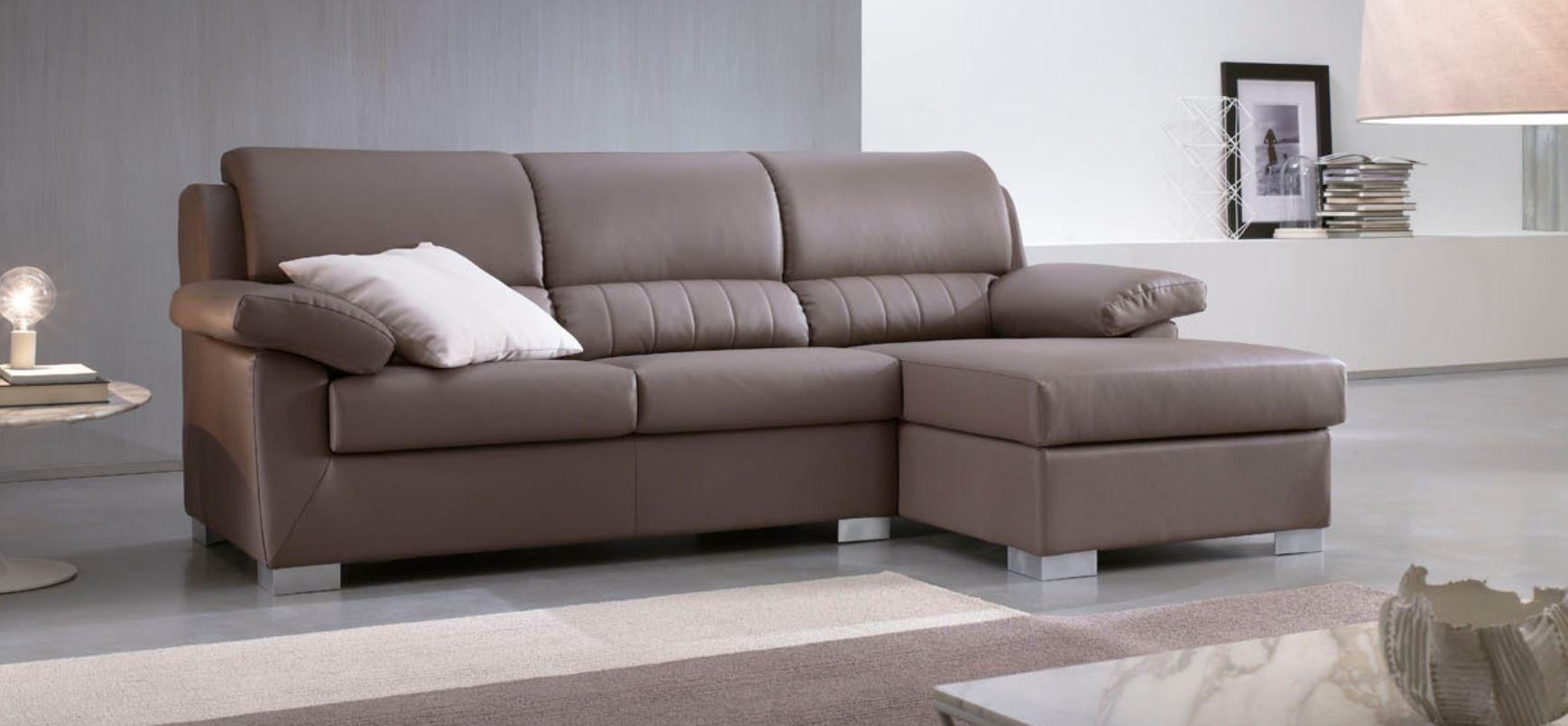 Centro divani in stile moderno in tessuto pelle ecopelle - Posizioni sul divano ...