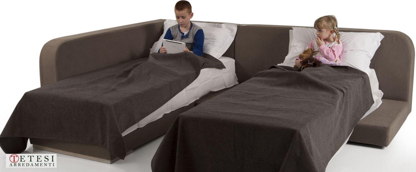 Divani letto e divani letto angolari personalizzabili di ...