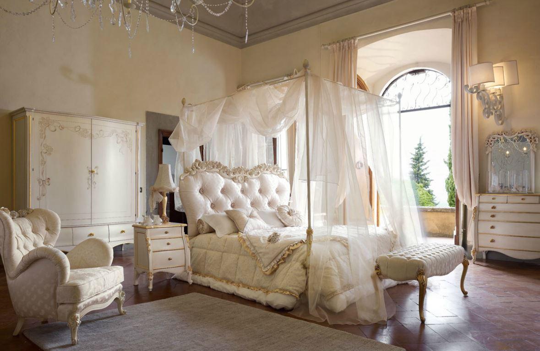 Camera da letto classica su misura tetesi arredamenti - Poster giganti per camere da letto ...