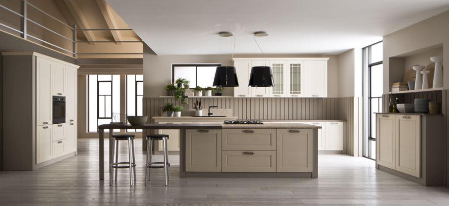 Centro cucine moderne arrex miton cucine moderne stosa for Arredamenti san michele