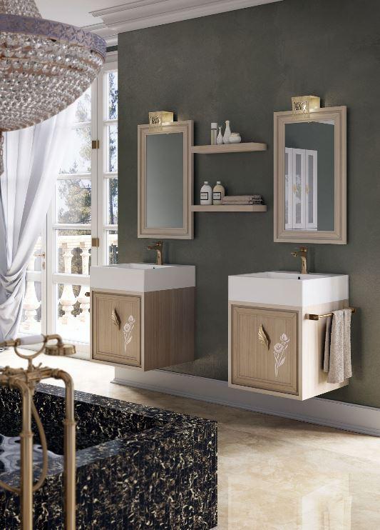 Bagno e sala da bagno tetesi arredamenti for Arredamenti san michele