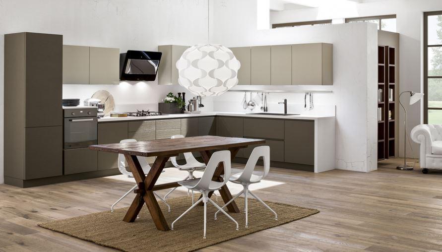 Centro cucine moderne arrex miton cucine moderne stosa for Arredamenti moderni cucine