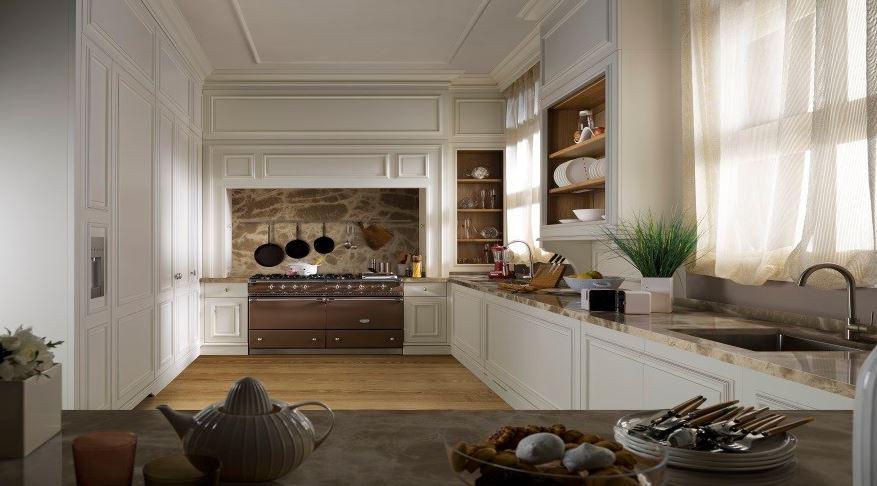 Cucine in stile Shabby e Classic Chic progettate su misura per te ...