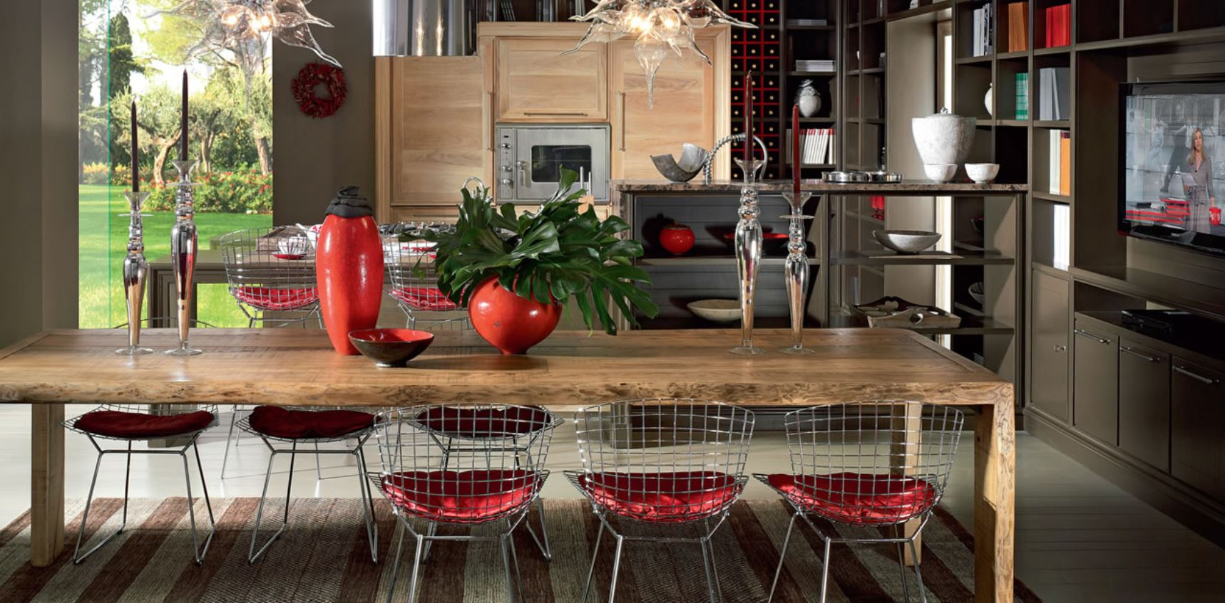 Tavoli e sedie for Tavoli contemporaneo design